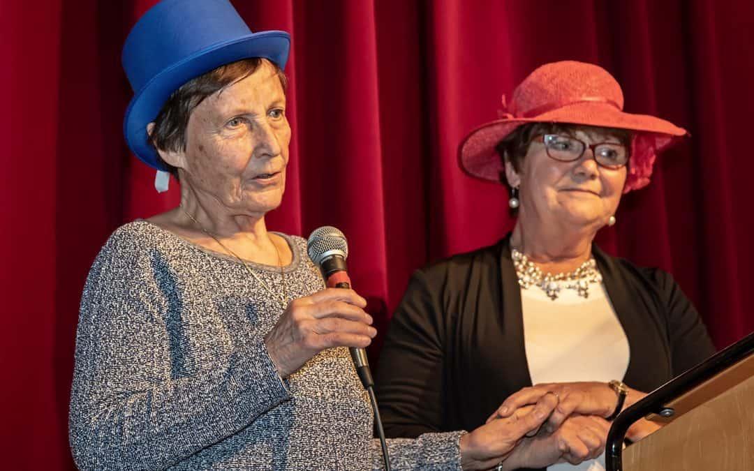 """Die zweite Verleihung des """"Chapeau Bas""""-Preises 2019"""