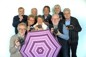 Vernissage der Ausstellung Fotogruppe III @ Haus an der Kirche