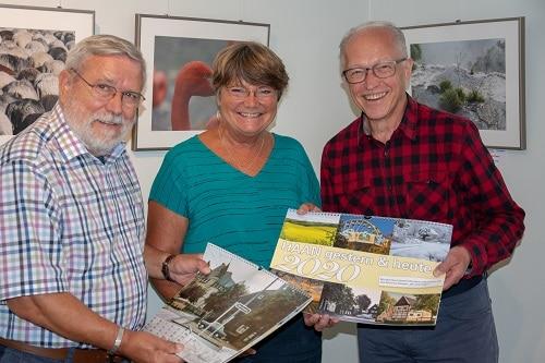 Jetzt den Kalender 2020 kaufen: Gartenstadt Haan – gestern und heute