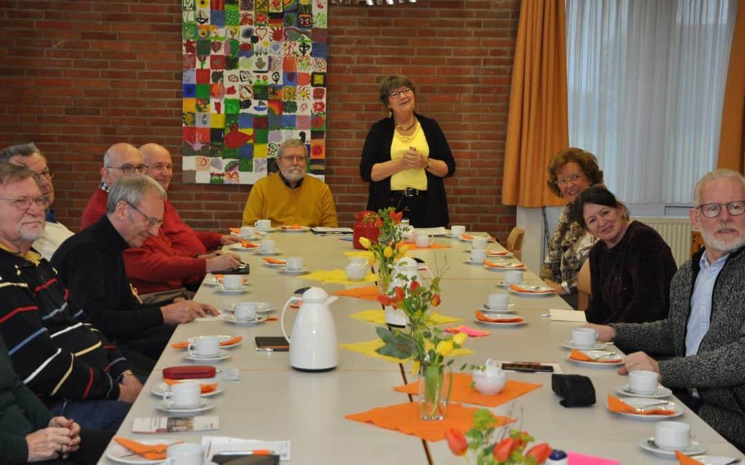 Dankeschön-Treffen für unsere Ansprechpartner/Innen