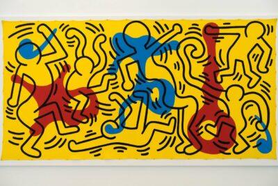 Museum Folkwang: Ausstellung Keith Haring @ Museum Folkwang, Essen