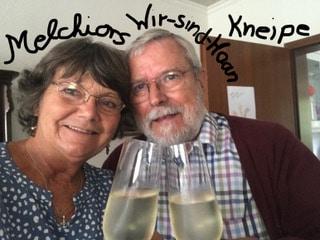 Melchiors virtuelle Kneipe @ Zoom online Videokonferenz