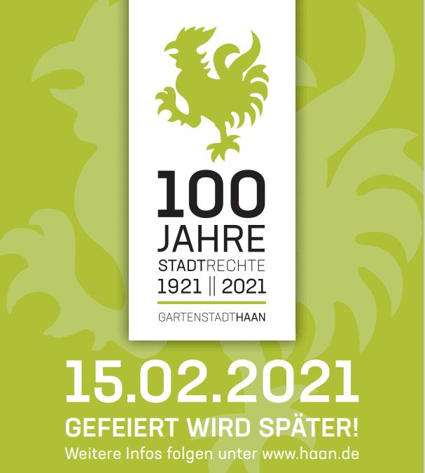 Zum Stadtjubiläum – 100 Jahre Stadtrechte der Gartenstadt Haan